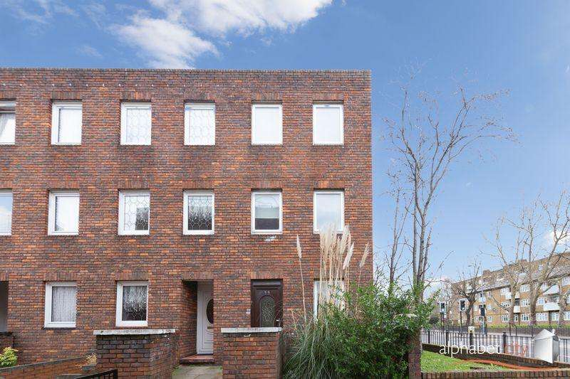 4 Bedrooms End Of Terrace House for sale in Kemps Drive, Docklands E14