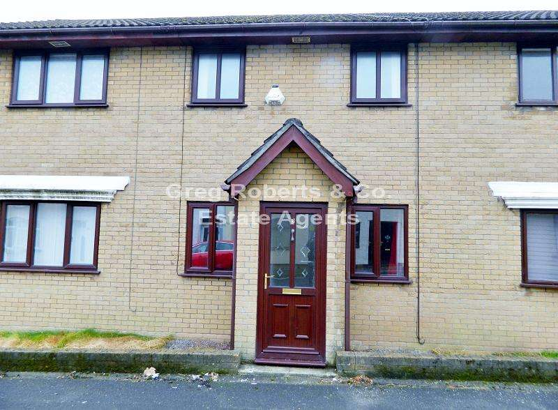 2 Bedrooms Terraced House for sale in Elim Court, Queen Victoria Street, Tredegar, NP22 3PL