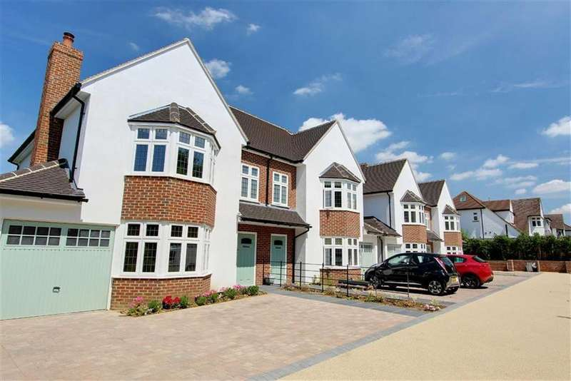 4 Bedrooms Semi Detached House for sale in Nightingale Close, Tring, Hertfordshire