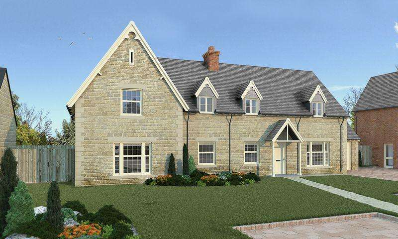 5 Bedrooms Detached House for sale in Stone House, Bow Farm, Stanford in the Vale