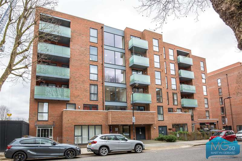 3 Bedrooms Apartment Flat for sale in Birdsmouth Court, Bathurst Square, London, N15