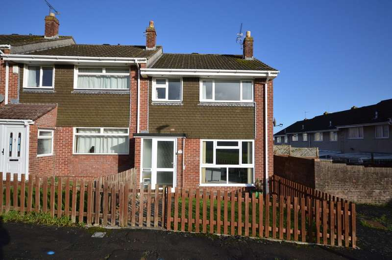 3 Bedrooms Terraced House for sale in Lays Drive, Keynsham, BS31