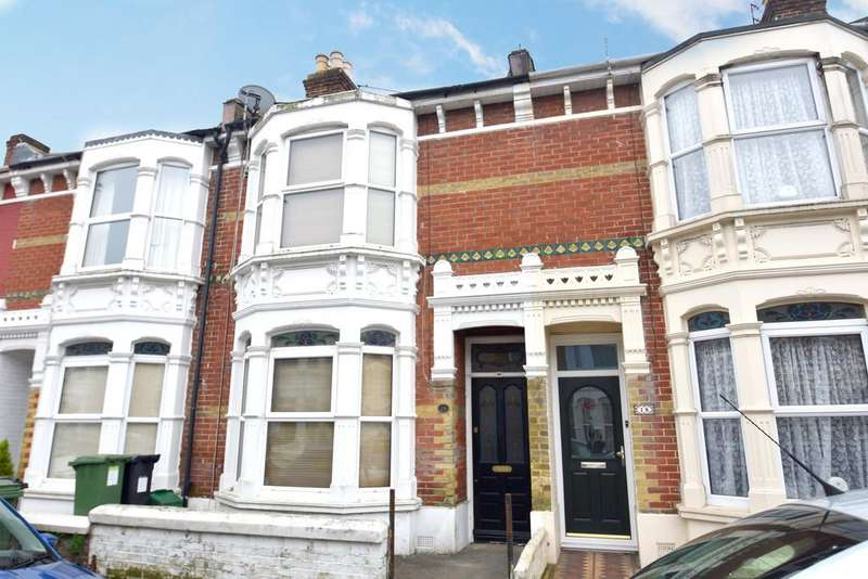 4 Bedrooms Terraced House for sale in Liss Road, Southsea