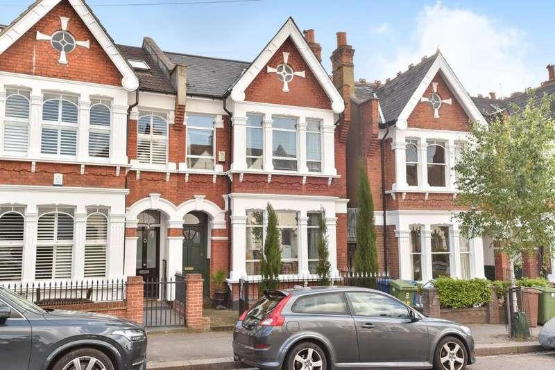 4 Bedrooms End Of Terrace House for sale in Elfindale Road, Herne Hill