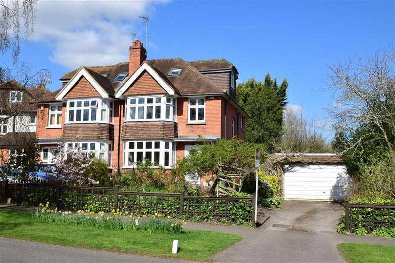 4 Bedrooms Semi Detached House for sale in Balmore Drive, Caversham