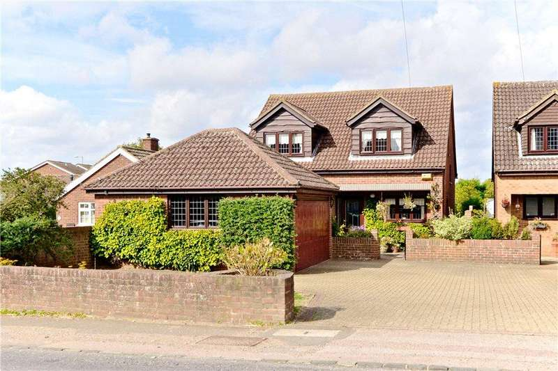 4 Bedrooms Detached House for sale in Greenfield Road, Westoning, Bedford, Bedfordshire