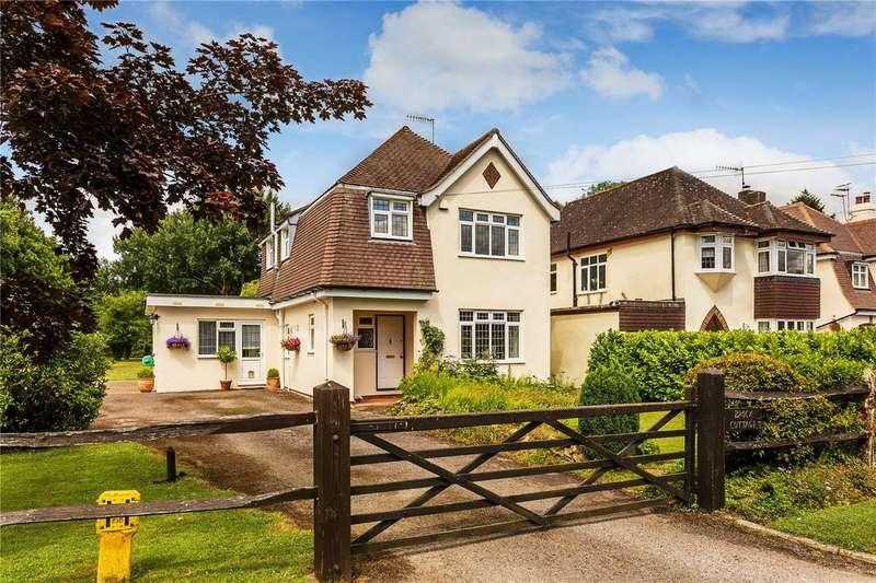4 Bedrooms Equestrian Facility Character Property for sale in Rushton Avenue, South Godstone, Godstone, Surrey, RH9