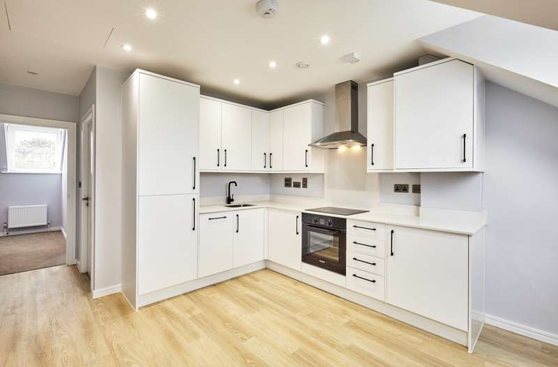 1 Bedroom Flat for sale in Cutbush Court, Lower Earley, Reading, RG6