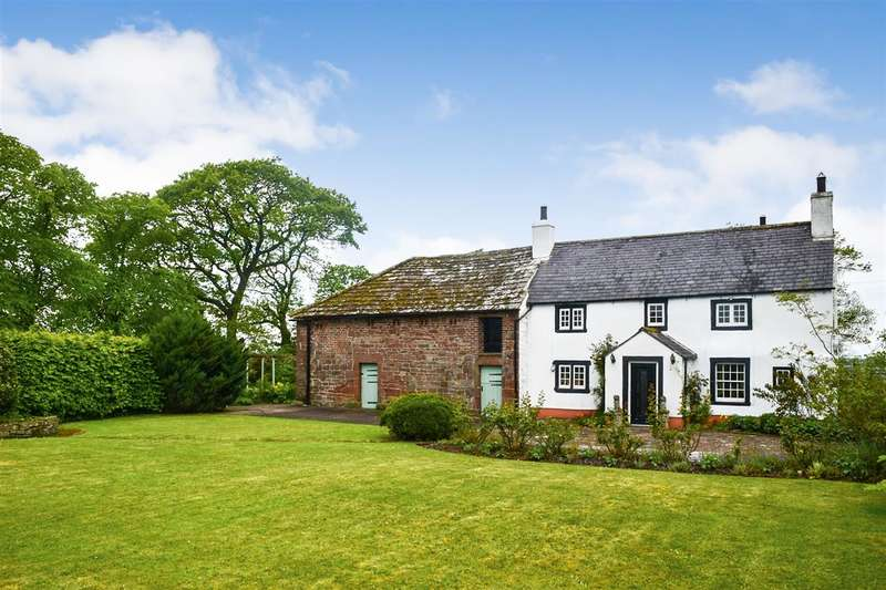 4 Bedrooms Country House Character Property for sale in Alegria House, Kingside Hill, Silloth