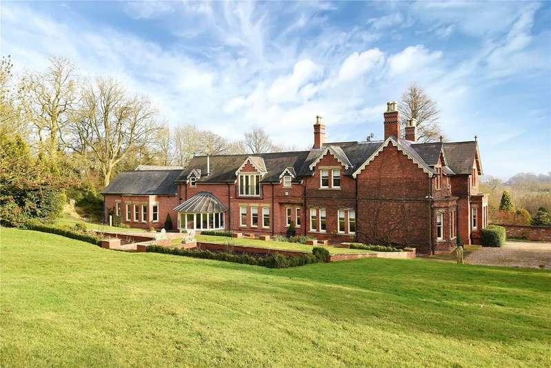 6 Bedrooms Detached House for sale in Harborough Road, Billesdon