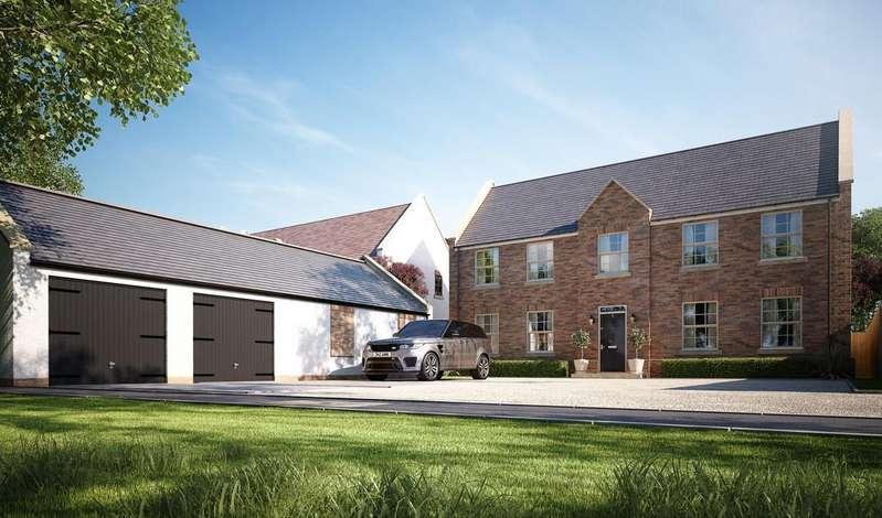 5 Bedrooms Detached House for sale in Benwick Road, Doddington, March, PE15