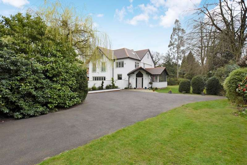 7 Bedrooms Detached House for sale in Broad Lane, Hale