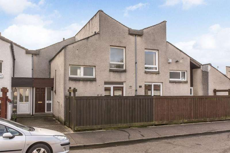 3 Bedrooms Terraced House for sale in 83 Abbots View, Haddington, EH41 3QJ