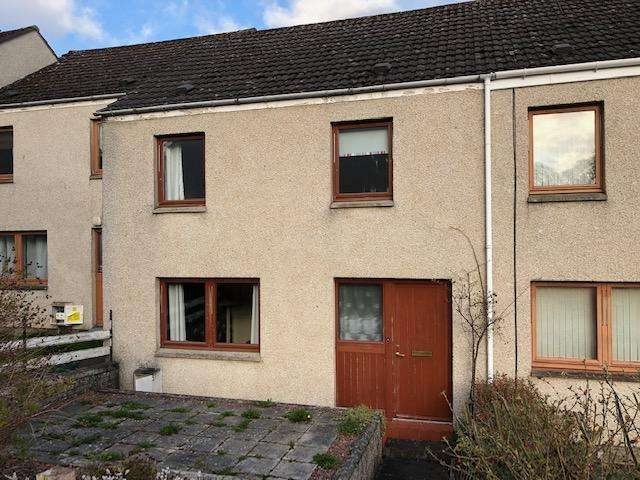 3 Bedrooms Terraced House for sale in Coul Park, Alness IV17