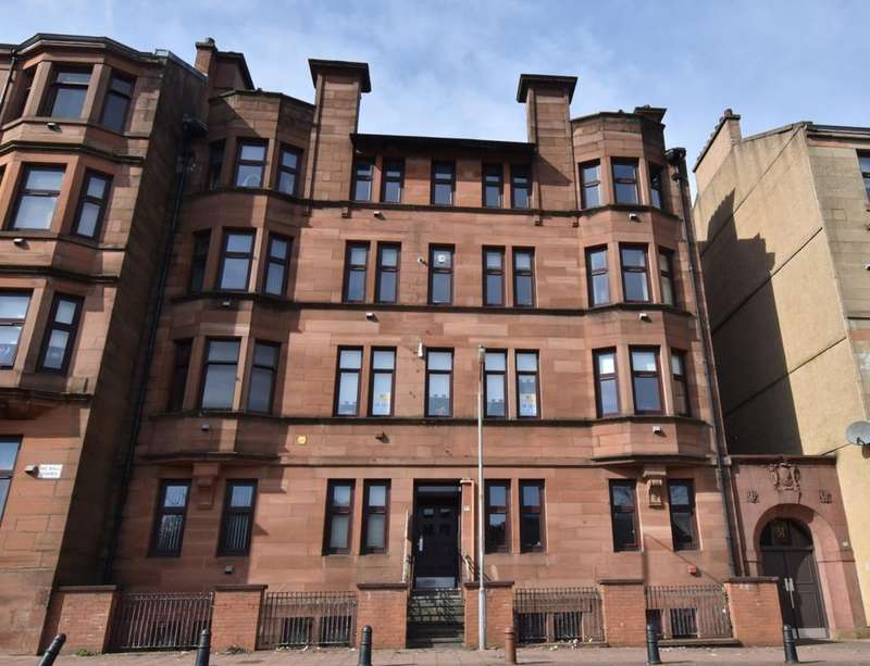 1 Bedroom Flat for sale in VALLEYFIELD STREET, FLAT 1-2, GLASGOW G21