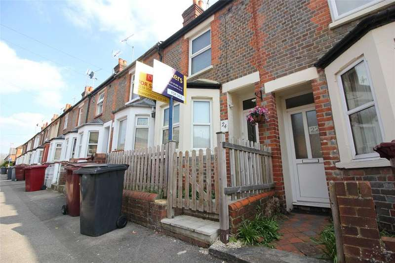 2 Bedrooms Terraced House for sale in Brighton Road, Reading, Berkshire, RG6