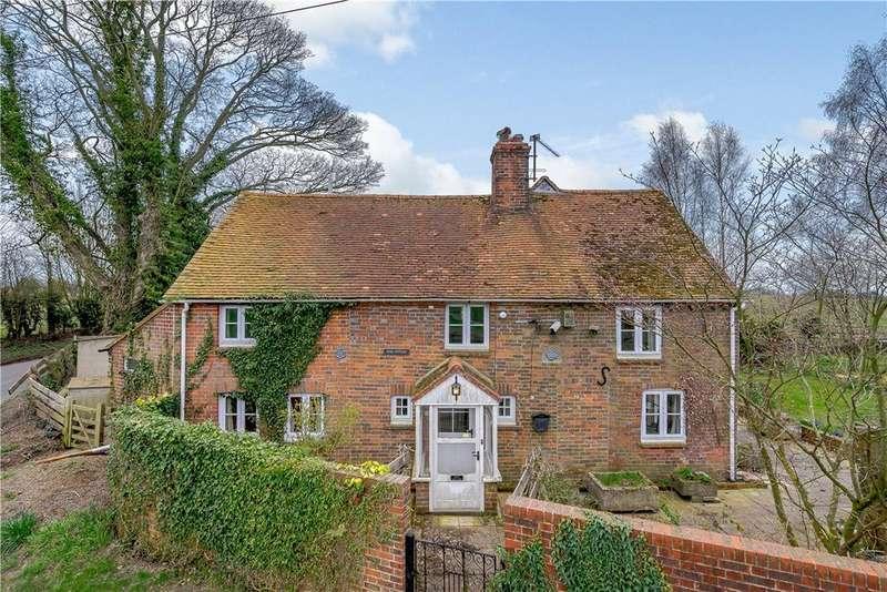 4 Bedrooms Detached House for sale in Beedon Common, Newbury, Berkshire, RG20