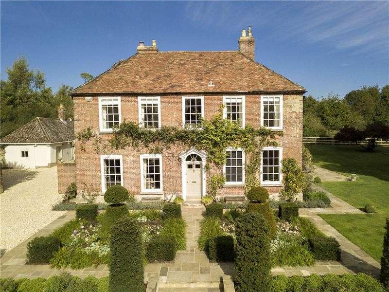 7 Bedrooms Detached House for sale in Newton Toney, Salisbury, Wiltshire, SP4