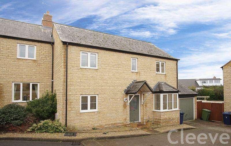4 Bedrooms Semi Detached House for sale in Longwood Leys, Cheltenham