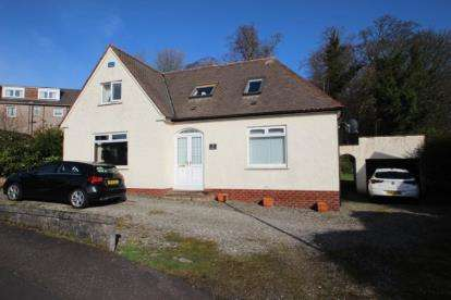 4 Bedrooms Detached House for sale in Muirend Road, Cardross