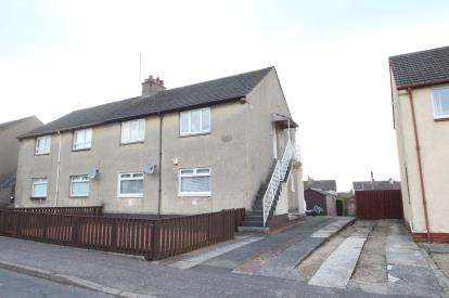 2 Bedrooms Flat for sale in Loudoun Avenue, Kilmarnock