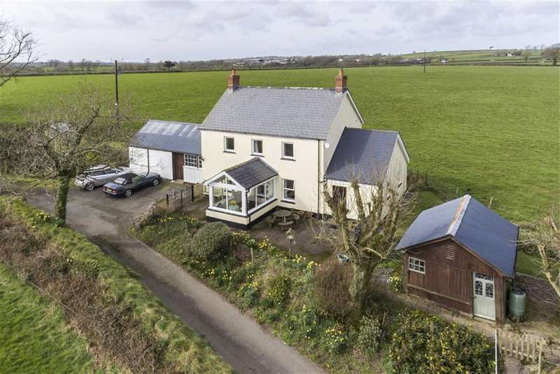 3 Bedrooms Detached House for sale in Clarbeston, Clarbeston Road