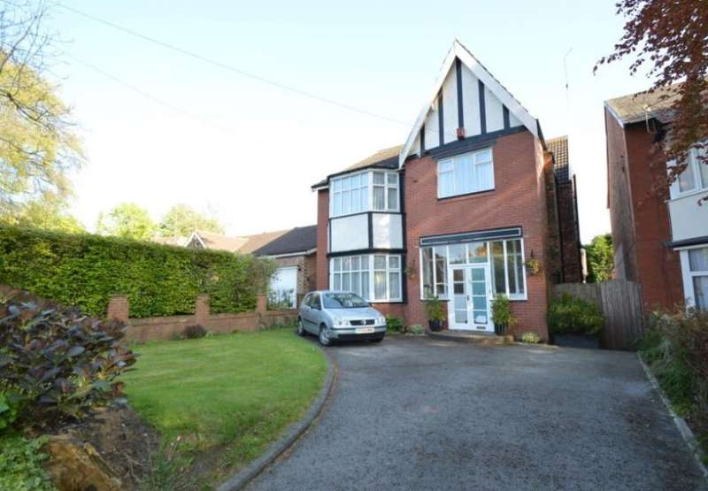 6 Bedrooms Detached House for sale in 48 Singleton Road, Broughton Park, Salford, Manchester, Lancashire