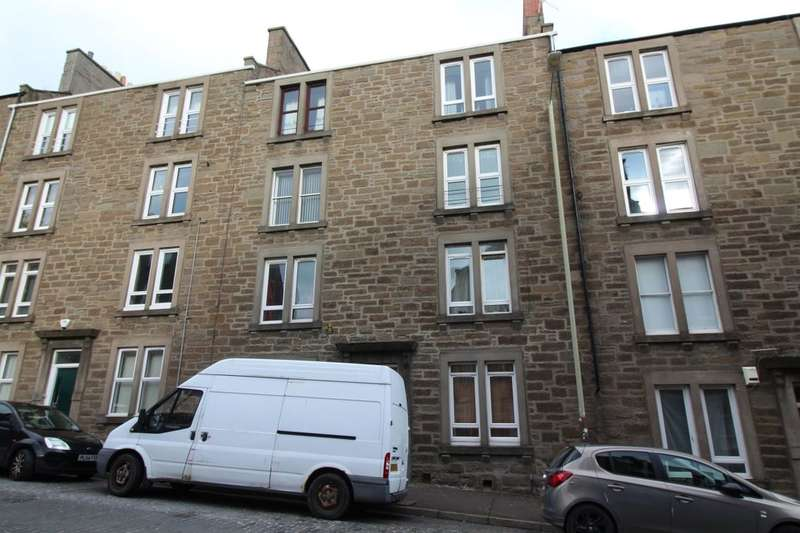1 Bedroom Flat for sale in Peddie Street, Dundee, DD1
