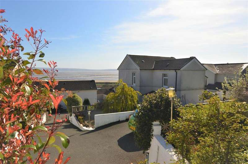 4 Bedrooms Detached House for sale in Elgin Road, Pwll, Llanelli