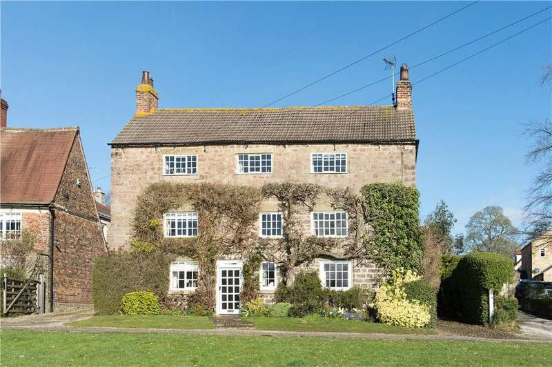 6 Bedrooms Detached House for sale in The Green, Scriven, Knaresborough, North Yorkshire, HG5