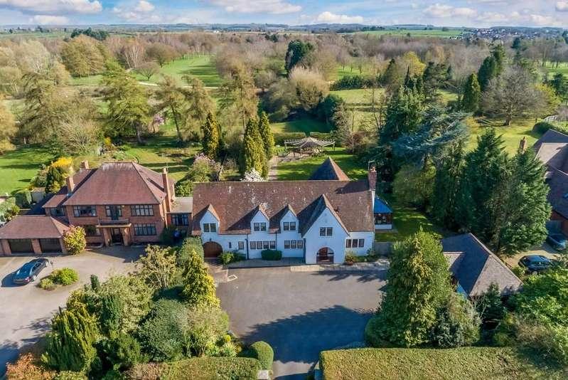 5 Bedrooms Detached House for sale in Tiddington Road, Stratford-Upon-Avon
