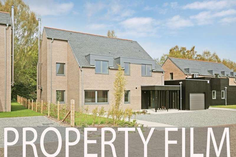 5 Bedrooms Detached House for sale in 8 William Burn Grove, Whitehill Woods, Rosewell, EH24 9AS