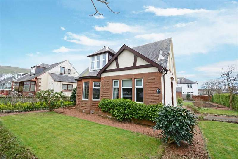 3 Bedrooms Detached Villa House for sale in 14 Glenacre Drive, Largs, KA30 9BJ