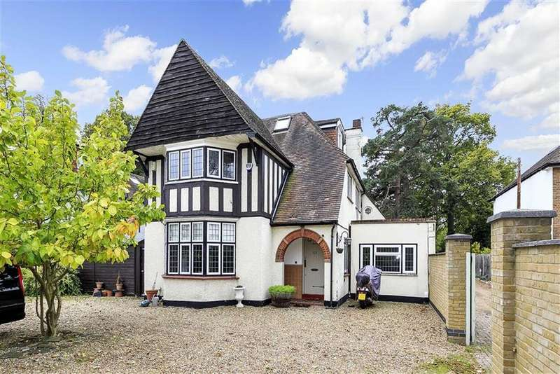 5 Bedrooms Detached House for sale in High Street, Hampton