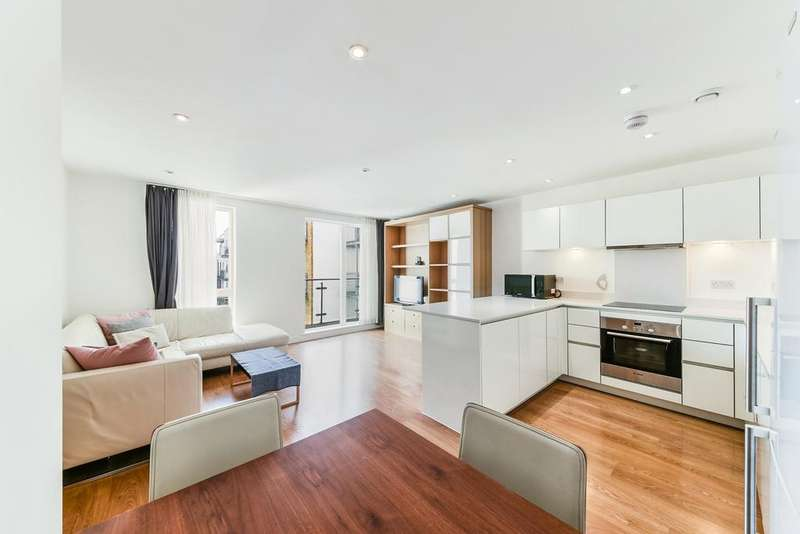 3 Bedrooms Apartment Flat for sale in Sargasso Court, Caspian Wharf, Bow E3
