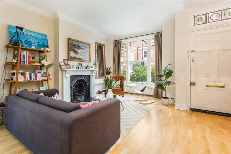 4 Bedrooms Terraced House for sale in Bowerdean Street, Fulham, London, SW6