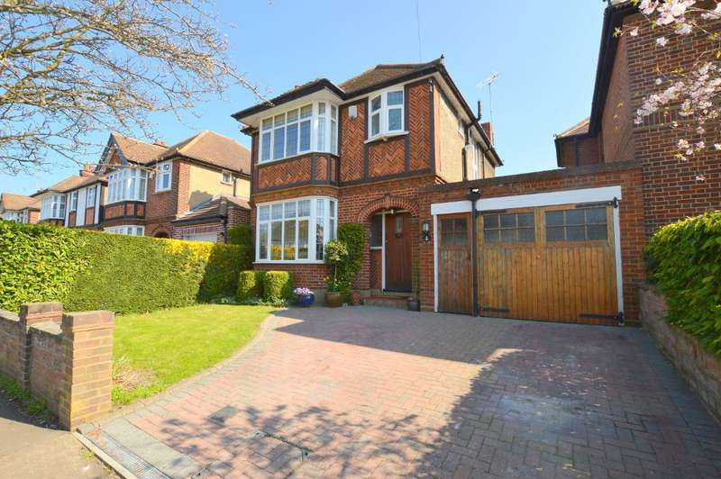 3 Bedrooms Detached House for sale in Manton Drive, Old Bedford Road Area, Luton, Bedfordshire, LU2 7DH