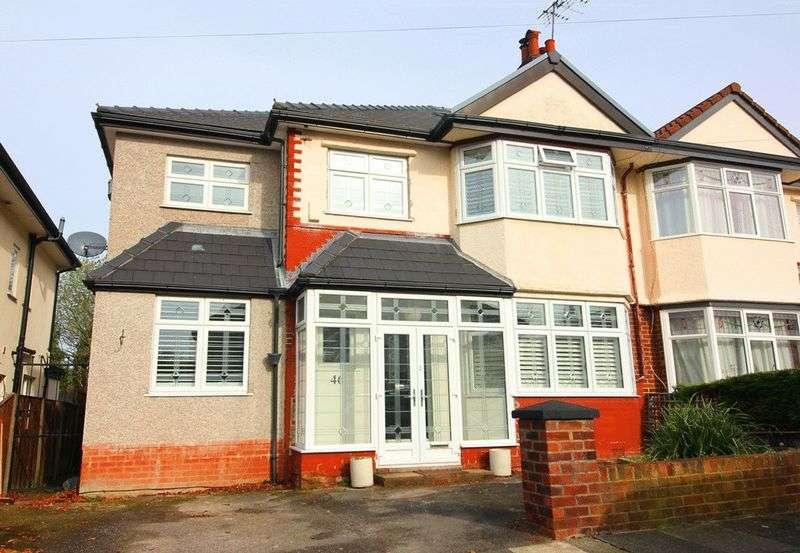 4 Bedrooms Property for sale in Druids Cross Gardens, Calderstones, Liverpool, L18