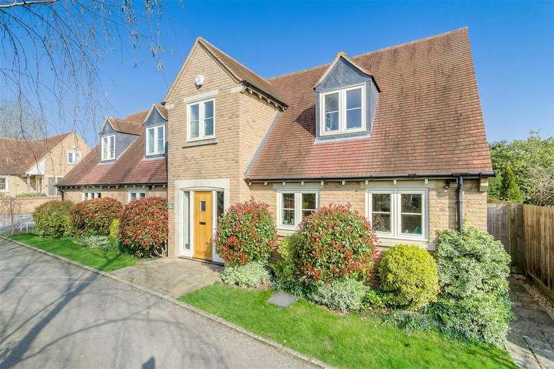 4 Bedrooms Detached House for sale in Spring Lane, Olney