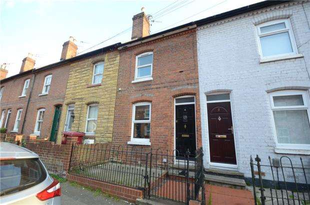 3 Bedrooms Terraced House for sale in Francis Street, Reading, Berkshire