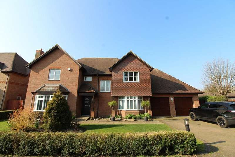 5 Bedrooms Detached House for sale in The Cloches, Beeston, Sandy, SG19