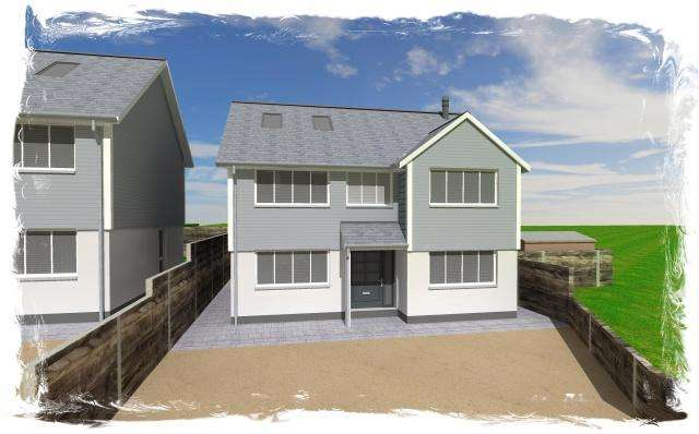 4 Bedrooms Detached House for sale in Trevone