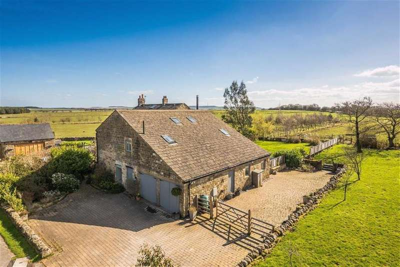 4 Bedrooms Detached House for sale in Meagill Lane, Blubberhouses, West Yorkshire