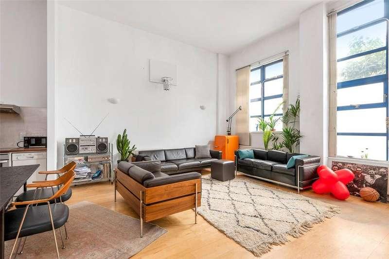 1 Bedroom Flat for sale in Chilton Street, Shoreditch, London, E2