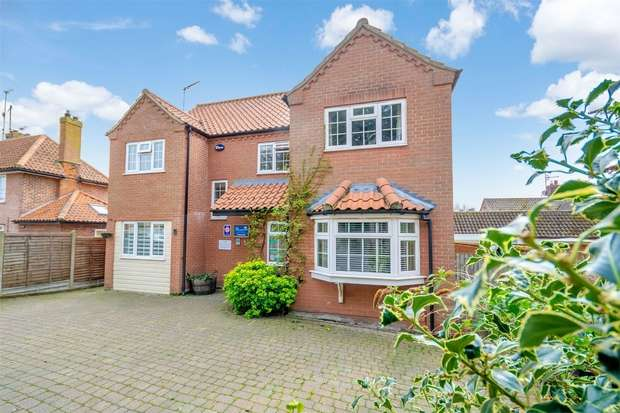 7 Bedrooms Detached House for sale in Boxwood Guest House, Wells-next-the-Sea