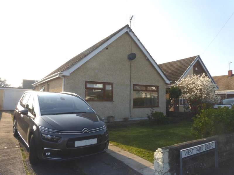 2 Bedrooms Detached Bungalow for sale in West Park Drive, Porthcawl