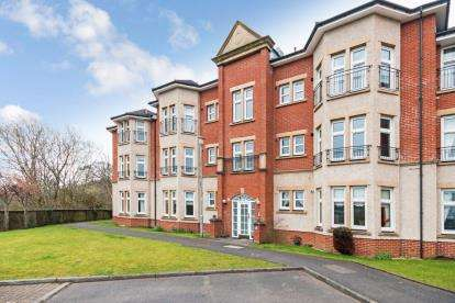 2 Bedrooms Flat for sale in Mill Brae Court, Ayr