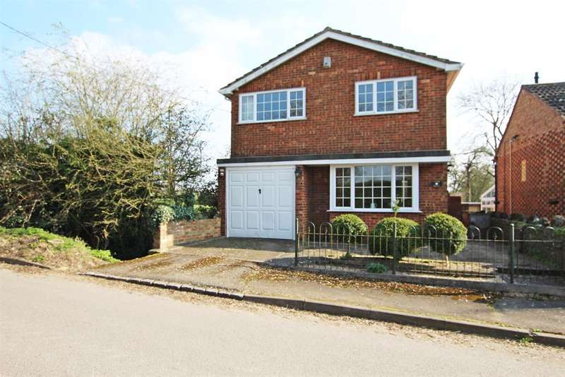 3 Bedrooms Detached House for sale in High Street, Eggington