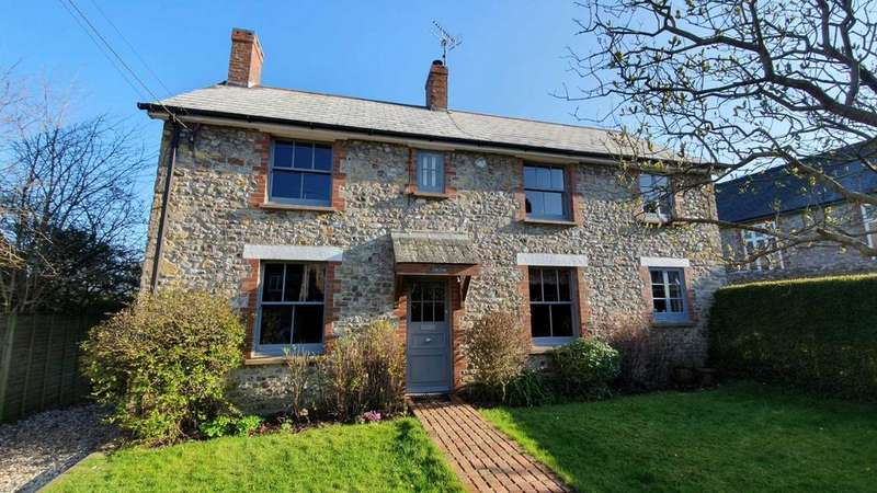 4 Bedrooms Detached House for sale in Fore Street, Thorncombe, Dorset