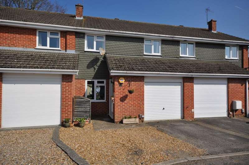 3 Bedrooms Terraced House for sale in Godstow Close, Woodley, Reading, RG5 4LE